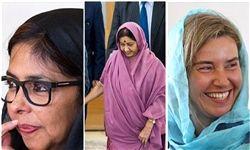 دهن کجی دیپلمات های خارجی به کشف حجاب