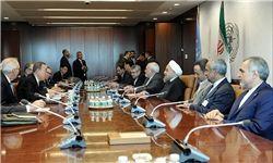 دیدار رئیسجمهور با دبیرکل سازمان ملل