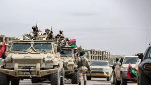 ارسال ۱۰۰ محموله سلاح برای نیروهای حفتر توسط امارات
