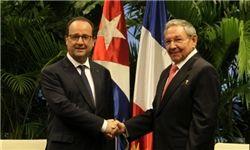 فرانسه برای ورود به آمریکای لاتین از دروازه کوبا عبور میکند