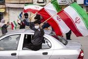 گزارش رویترز از حال و هوای مراسم 22 بهمن امسال