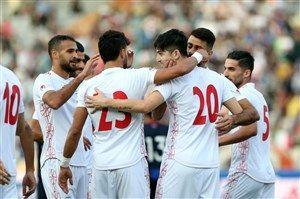 ایران 3 - سوریه 0 / پیروزی بی دردسر شاگردان اسکوچیچ