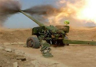 """امیر نعمتی:توپخانههای نزاجا """"نقطهزن"""" شدند"""