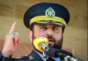 روایتی از دو حادثه هوایی هنگام برگزاری رزمایش نظامی ایران