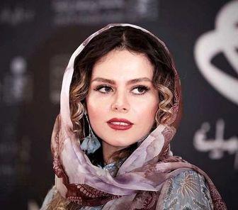 یادگاری غزال نظر از سریال «احضار» /عکس