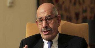 البرادعی: آمریکا در حال اعمال روش «غرق مصنوعی» علیه ایران است