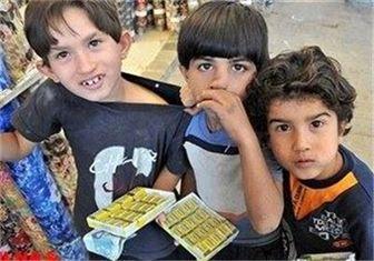 مدرسه برای کودکان کار فاقد مدارک هویتی