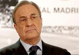 تمجید رئیس باشگاه رئال مادرید از زیدان