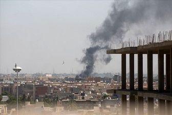 انفجار خودروی بمبگذاری شده در شهر لیبی