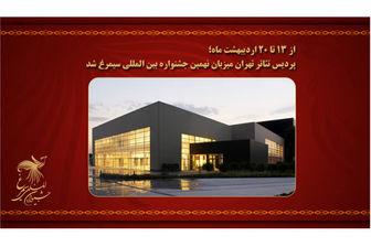 برگزاری نهمین جشنواره «سیمرغ» در پردیس تئاتر تهران