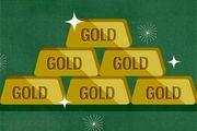 قیمت جهانی طلا در 25 شهریور 99