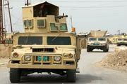 جان باختن ۴ نیروی ارتش سوریه در حمله داعش