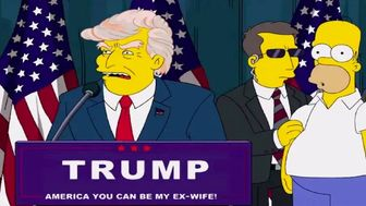 شگفتی آفرینی دوباره سیمپسونها/ پیشبینی یورش به کنگره آمریکا