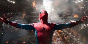 خبری خوش برای طرفداران «مرد عنکبوتی» /عکس