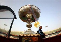 زمان اهدای جام قهرمانی به پرسپولیس