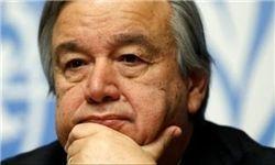 نگرانی دبیرکل سازمان ملل متحد از افزایش تنش ها در سوریه