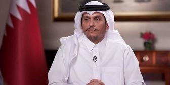 خط و نشان قطر برای اسرائیل