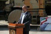 ایران قادر به ساخت انواع تجهیزات دفاعی