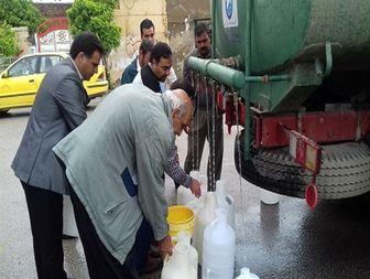 اکران تراژدی قطعی آب در پلدختر