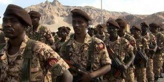 تعداد شبهنظامیان سودانی در یمن به تنها چند صد نفر رسید