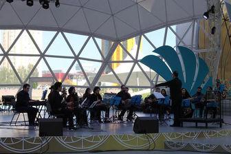 ارکستر ملی ایران در قزاقستان روی صحنه رفت