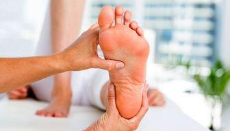 لخته خون در پا در مبتلایان به کرونا