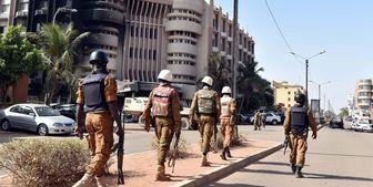 حمله مردان مسلح به یک مسجد