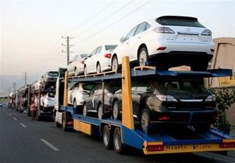 قیمت خودروهای وارداتی کاهش یافت