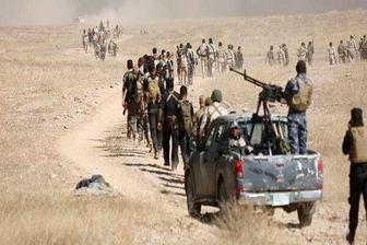 «حشد شعبی» یورش داعش به «الأنبار» را خنثی کرد