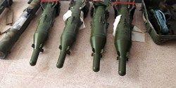 کشف موشکهای ساخت رژیم صهیونیستی در جنوب سوریه