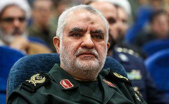 سردار سدهی: سرنگونی پهپاد آمریکایی نتیجه راهبرد مقاومت بود