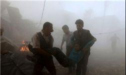 حلب هدف حملات خمپاره ای