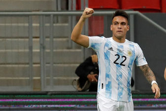 علت اشکهای ستاره آرژانتین روی نیمکت مشخص شد+ عکس