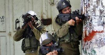 یورش نظامیان صهیونیست به اردوگاه آوارگان
