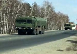 حالت آمادهباش کامل جنگی نیروهای روسیه