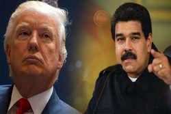 محکومیت اقدام ترامپ علیه قدس از سوی مادورو