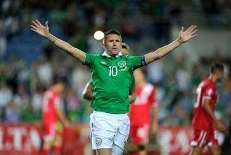 وداع بهترین گلزن تاریخ فوتبال ملی ایرلند