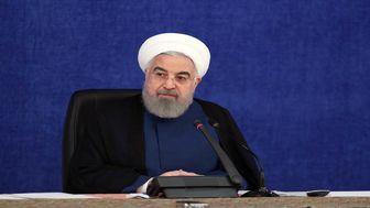 روحانی: حُسن نیتی از دولت جدید آمریکا ندیدیم