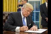 لغو ممنوعیت لابیگری مقامات دولت توسط ترامپ