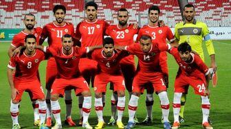 بحرین بدون مصدوم و محروم مقابل ایران
