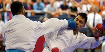 کمیته ملی المپیک انگلستان از تیم ملی کاراته ایران دعوت کرد