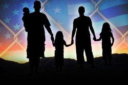 مهاجرت چهره مطرح تلویزیون به همراه همسر و دخترش به آمریکا