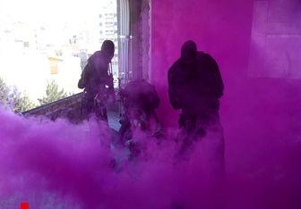 آزادی 5 گروگان در پی اقدام به موقع پلیس