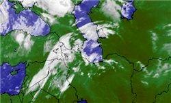 ورود سامانه بارشی جدید از دوشنبه