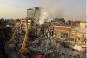 ساخت ساختمان پلاسکو کی تمام می شود؟