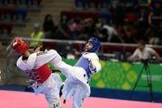 نتایج تکواندو قهرمانی جهان/ پیروزی دو نماینده ایران