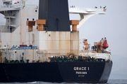 جبلالطارق: اگر «گریس ۱» آماده است، میتواند منطقه را تَرک کند