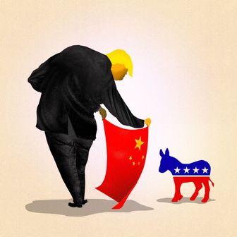 افسانه تغییر جهان به میل آمریکا