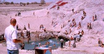 خشک شدن چشمه علی شهر ری تکذیب شد