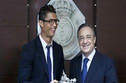 اتهام مدیر رئال مادرید به فیفا به خاطر رونالدو